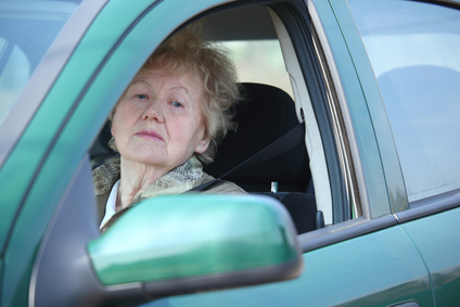 elderly drivers in Florida
