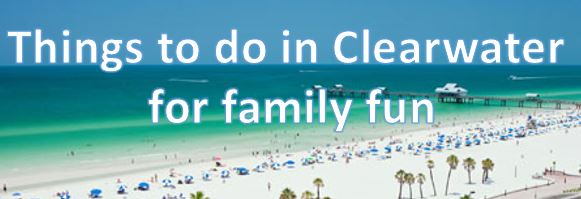 things to do in Clearwater FL for families